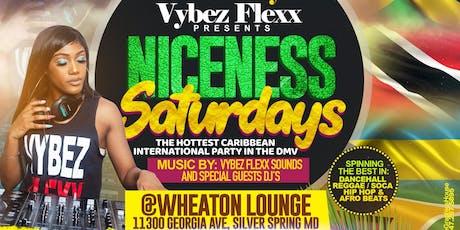 NICENESS SATURDAYS tickets