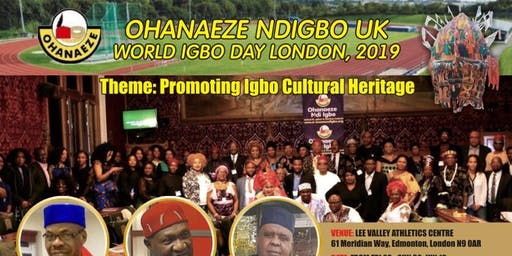 Ohanaeze UK World Igbo Day 2019