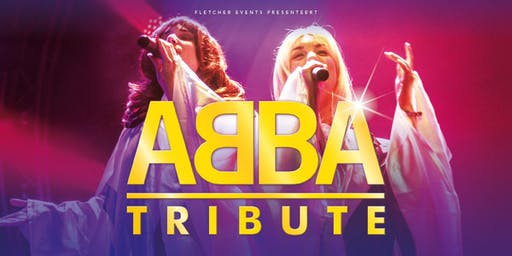 ABBA Tribute in Velsen-Zuid (Noord-Holland) 29-11-2019