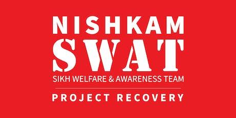Project Recovery Helpline Volunteer Training tickets