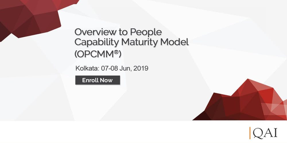 1ea36ecfc0a3 People Capability Maturity Model (PCMM) Tickets