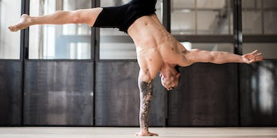 HANDSTAND WORKSHOP - Firenze