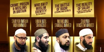 The Battle of Badr (Sunday Lecture Series - Week 3 | 26th May | 1:30PM)