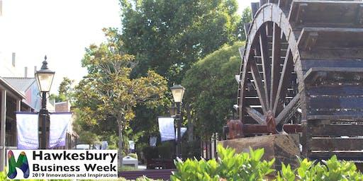 Networking at Windsor - Hawkesbury Business Week