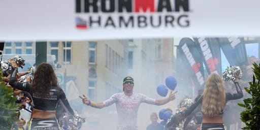 IRONMAN Hamburg 2019  VIP Race Day Package & VIP Medal Your Athlete Package