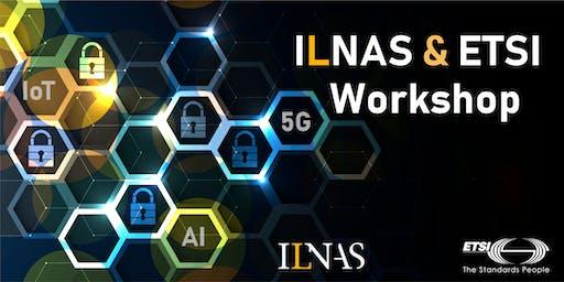 ILNAS & ETSI Workshop - Smart Secure ICT and Technical Standardization