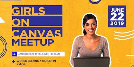 Girls on Canvas Meetup 1.0 tickets
