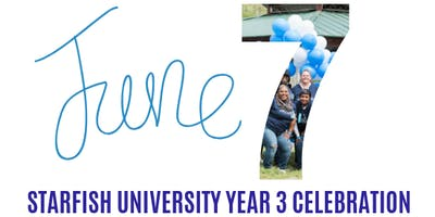 Starfish University Year 3 Celebration