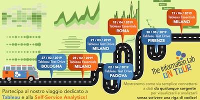 Tableau Test Drive Firenze