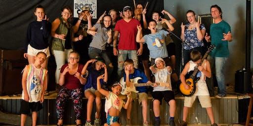 Artista Rock School Summer Camp