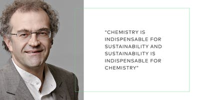 "LECTURE ""Beyond Green Chemistry - Sustainable Ch"