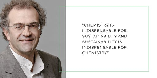 """LECTURE """"Beyond Green Chemistry - Sustainable Chemistry"""""""