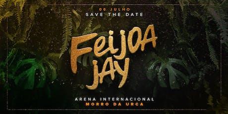 FeijoaJAY :: Morro da Urca :: CarnaCopa 2019 :: FinalsWeekend ingressos