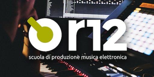 punto r12 Perugia - Openday anno accademico 2019/20