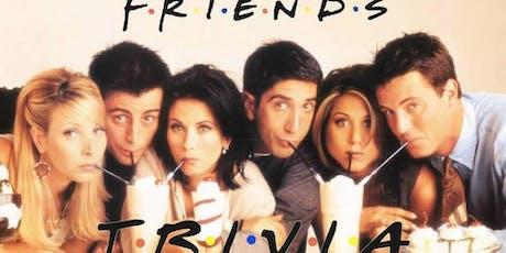 Friends Trivia Bar Crawl - Tulsa tickets