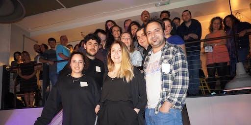 LONDON TURKISH NETWORKING 2  AUGUST 2019