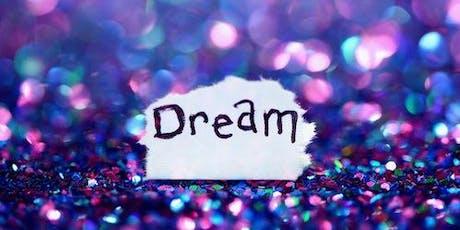 Dromen en droominterpretaties tickets