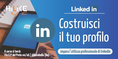 Come creare il profilo professionale Linkedin