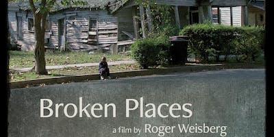 The Scottish Premier of Documentary Film BROKEN PLACES (RoCo Films)