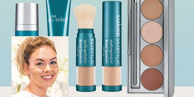 Colorescience Advies & Touch-Up middag
