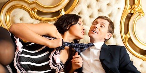 Speed Dating UK Style in Salt Lake City | Singles Event | Seen on BravoTV