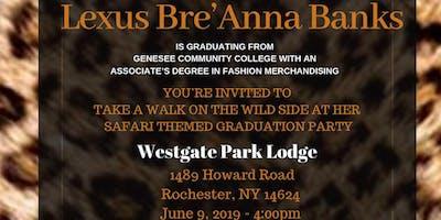 Lexus Banks Wild Safari Graduation Party
