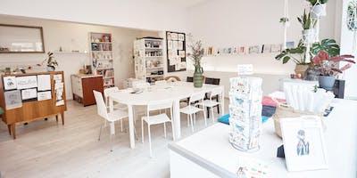 kostenloser offener Tag im Frau Maravillosa Atelier