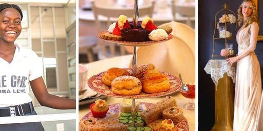 """EMPOWERING CHICKS """"Project""""HIGH TEA"""