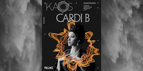 8.29 CARDI B @ KAOS NIGHTCLUB FREE SHOW! TEXT 303.437.9559 FOR GUESTLIST tickets