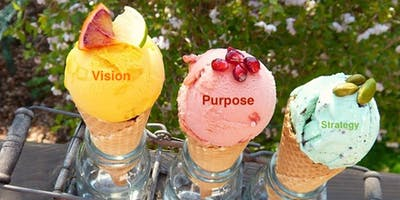 Ice Cream Social and COMPONENTS OF A STRATEGIC BUSINESS PLAN Presentation
