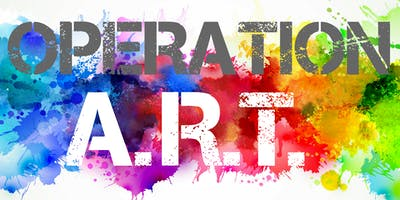 Operation A.R.T Painting With Watercolor Workshop