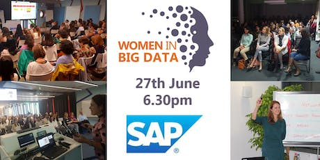 Women in Big Data @SAP Tickets
