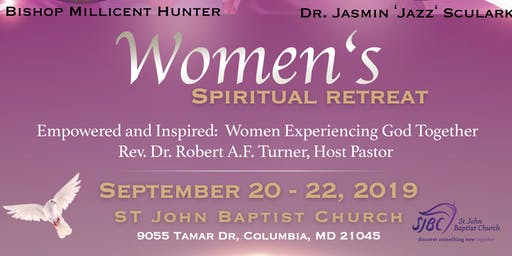 St John Baptist Church Women's Spiritual Retreat 2019