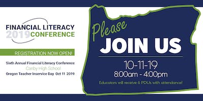 2019 FINANCIAL LITERACY CONFERENCE