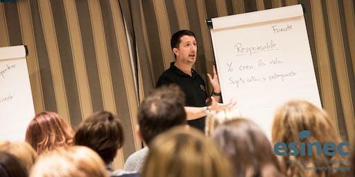 Rompiendo Esquemas Valencia: el mayor evento de coaching vivencial del país