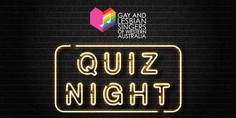 GALSWA Big Quiz Night tickets
