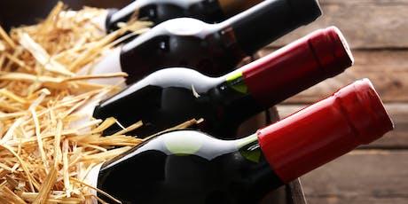 Cata de vinos y seminario de finanzas tickets
