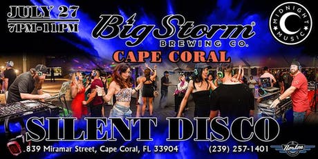 Silent Disco @ Big Storm tickets