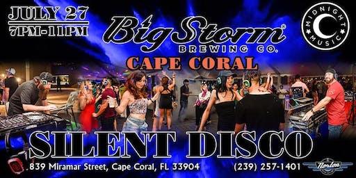 Silent Disco @ Big Storm