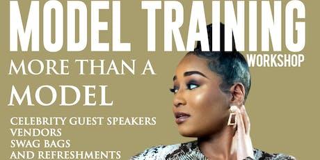 Model Training Workshop tickets