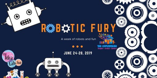 Robotic Fury Summer Camp