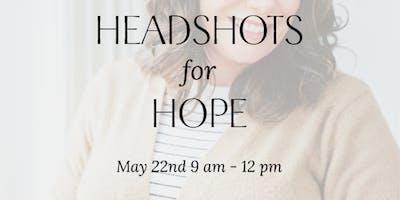 Headshots for HOPE