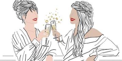 Women With Wine at Zin Zen Wine Bistro