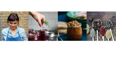 The Modern Preserver- Pickle, Ferment, Jam & Chutney with Kylee Newton tickets