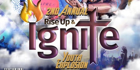 Rise Up & Ignite Youth Explosion tickets