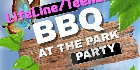 LifeLine - TeenLine  BBQ Park Party tickets