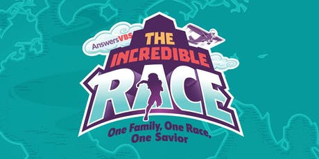 The Incredible Race VBS Hosted by Emmanuel Baptist Church tickets