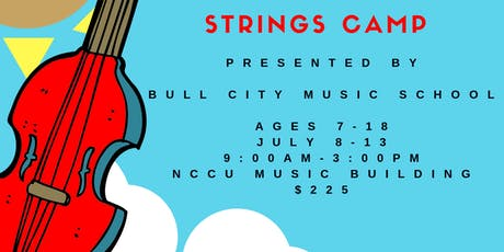 Strings Camp tickets