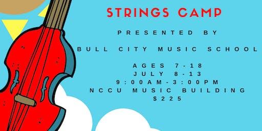 Strings Camp