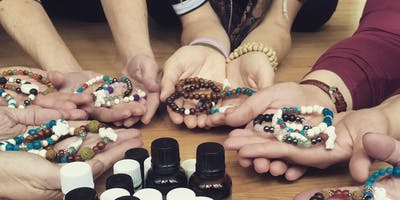 Make Your Own Aromatherapy Bracelet with Krista Lynn